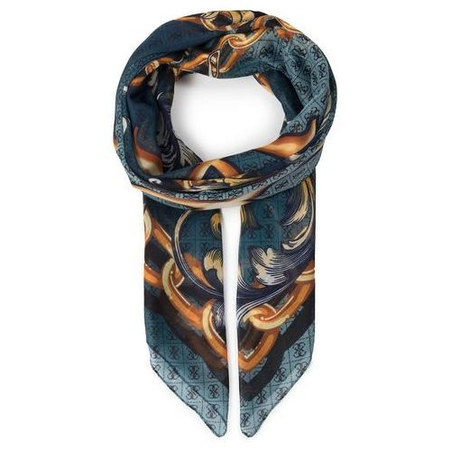Chusta GUESS - Not Coordinated Scarves AW8142 POL03 BLU
