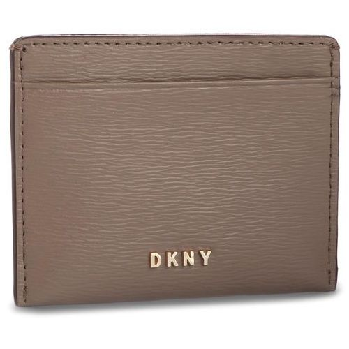 Etui na karty kredytowe DKNY - Bryant Sutton Card Holder R92Z3C09 Mushroom MUR