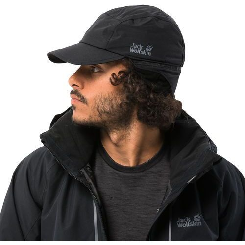 Czapka TEXAPORE WINTER CAP black - L (4055001614905)
