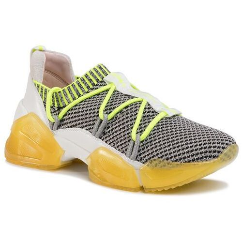 Sneakersy TWINSET - Running 201TCP154 Bic. Beige/Giall 04852