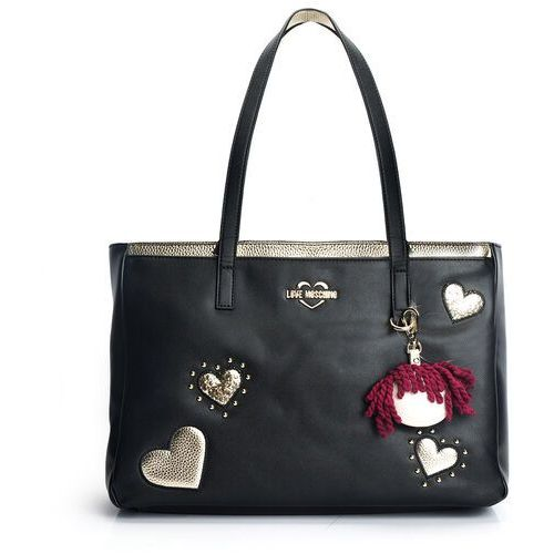 "Love moschino torebka ""borsa grain"""