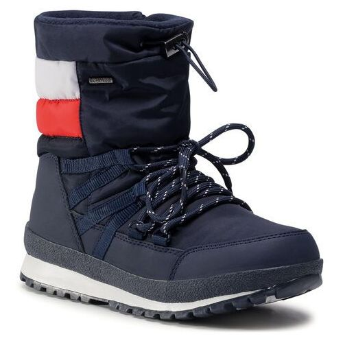 Śniegowce TOMMY HILFIGER - Technical Bootie T3B6-30970-0328Y019 S Blue/Red/White Y019, 35-41
