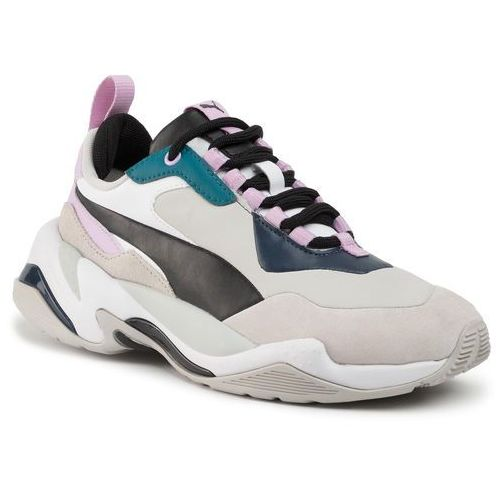 Puma Sneakersy - thunder rive droite wn's 369452 01 deep lagoon/orchid bloom