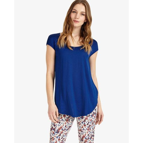 Phase eight cam circle hem top