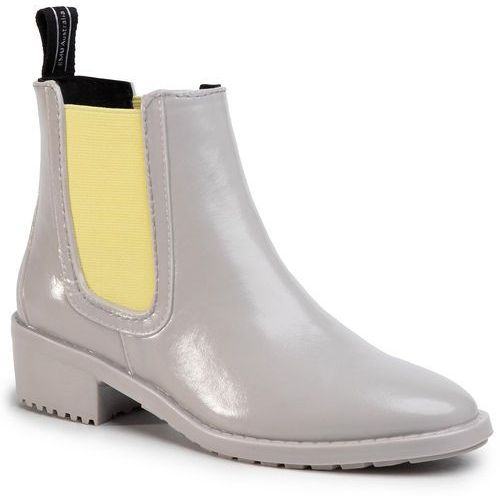 Kalosze EMU AUSTRALIA - Ellin Pop Rainboot W12241 Dove Grey/Gris Tourterelle, 36-42
