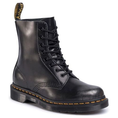 Glany DR. MARTENS - 1460 Pascal 25608994 Metallic Silver, 43-45
