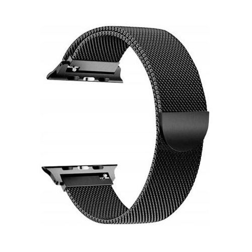 Pasek TECH-PROTECT Milaneseband do Apple Watch 1/2/3/4/5 (38/40mm) Czarny DARMOWY TRANSPORT (5906735412925)