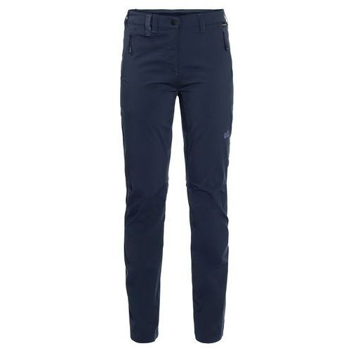 Jack wolfskin Spodnie damskie softshell activate light pants women midnight blue - 36