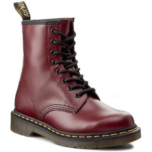 Glany - 1460 10072600 cherry red smooth, Dr. martens, 36-48