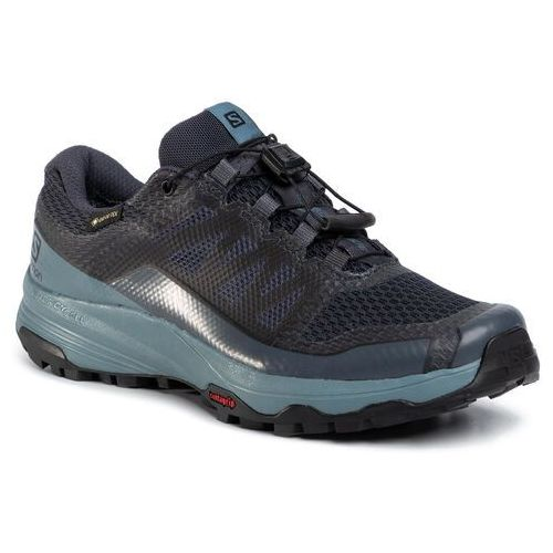 Buty SALOMON - Xa Discovery Gtx W GORE-TEX 409939 20 W0 India Ink/Bluestone/Black, kolor czarny