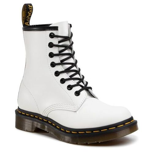 Glany DR. MARTENS - 1460 Smooth 11821100 White, 36-42