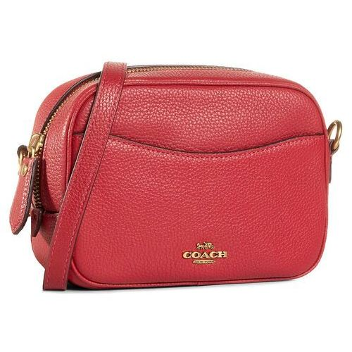 Torebka COACH - Pwe Cam Bag 2879 B4P1Y B4/Red Apple, kolor czerwony