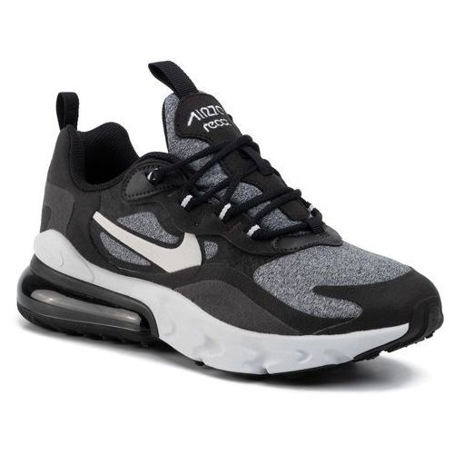 Buty - air max 270 react (gs) bq0103 003 black/vast grey/off noir/white, Nike, 36.5-40