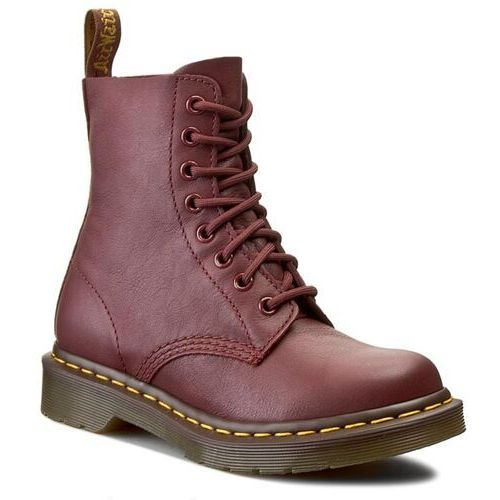 Glany DR. MARTENS - Pascal 13512411 Cherry Red
