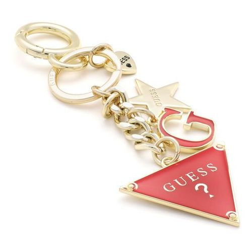 Brelok GUESS - Not Coordinated Keyrings RW8374 P0101 RED
