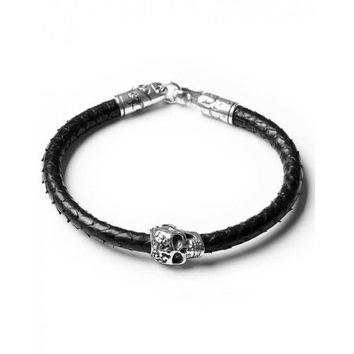 Caviallo Black python with skull s