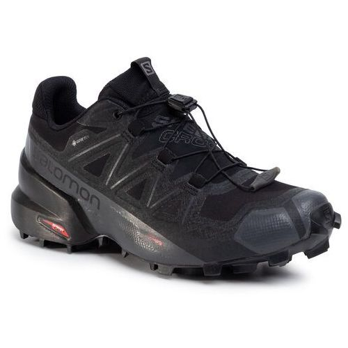 Salomon Buty - speedcross 5 gtx w gore-tex 407954 25 v0 black/black/phantom