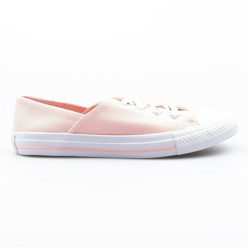 Converse Buty - chuck taylor all star coral vapor pink/vapor pink/ white (vapor pink- wht) rozmiar: