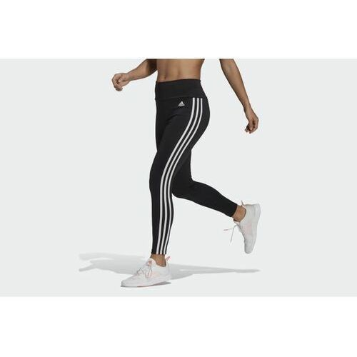 adidas Designed To Move High-Rise 3-Stripes 7/8 Sport Tights > GL4040
