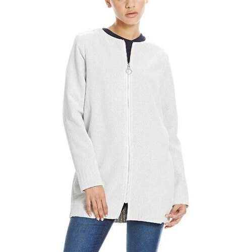 Sweter - cardigan bonded off white (cr003) marki Bench