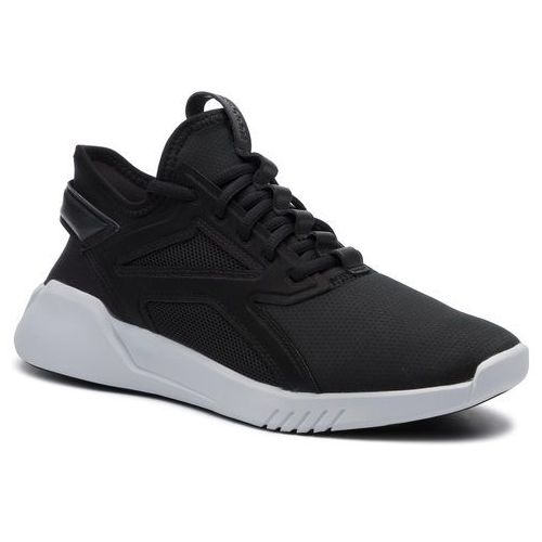 Reebok Buty - freestyle motion lo dv5184 black/black/white