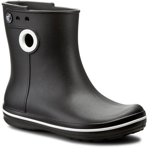 Crocs Kalosze - jaunt shorty boot w 15769 black