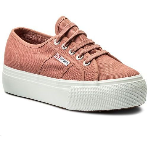 Tenisówki SUPERGA - 2790 Acotw Linea Up And Down S0001L0 Dusty Rose C06, w 2 rozmiarach