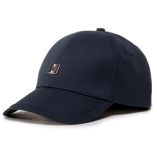 Czapka z daszkiem - th plaque cap am0am05762 dw5 marki Tommy hilfiger