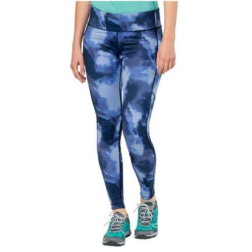 Legginsy ATHLETIC CLOUD TIGHTS WMN midnight blue all over - M (4055001749997)