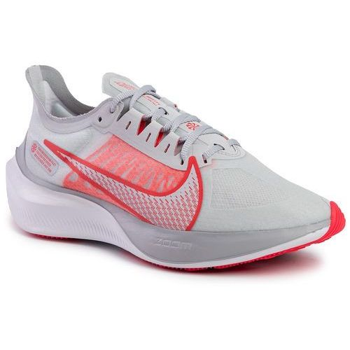 Buty NIKE - Zoom Gravity BQ3203 003 Pure Platinum/White/Red Orbit